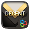 Decent GO Launcher Theme