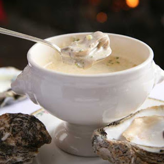 Oyster Soup With Fresh Oysters Recipes