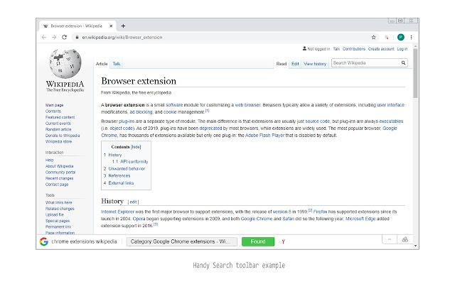 Handy Search