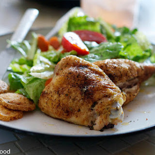 Roasted Chicken Thighs & Drums Recipe