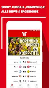 Sport BILD: Fussball & Bundesliga Nachrichten live 1