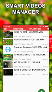 Video Player – All format video, movie player 2.7.3 [Mod + APK] Android 3