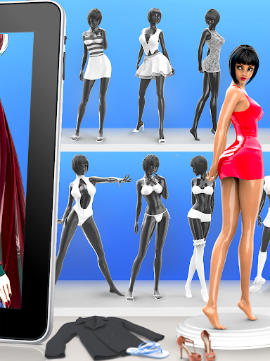 ColorMinis Collection -Making 3D art coloring real Screenshot