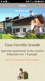 Casa Forcella Grande - náhled
