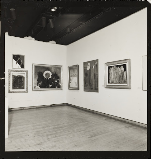 Installation View: Dada and Surrealism Reviewed, Hayward Gallery