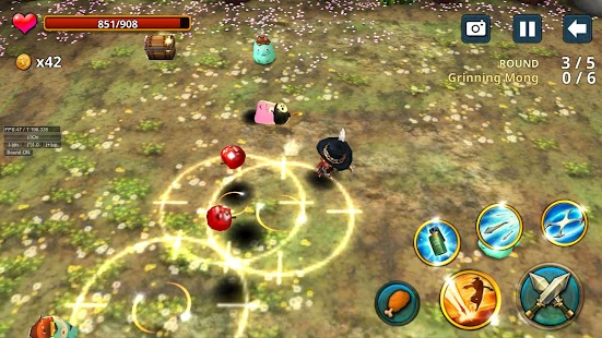 Demong Hunter VIP - Action RPG Screenshot