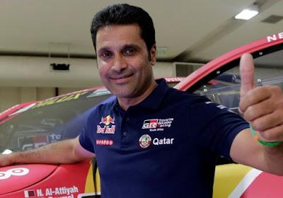 Al Attiyah dominateur au Rallye du Qatar