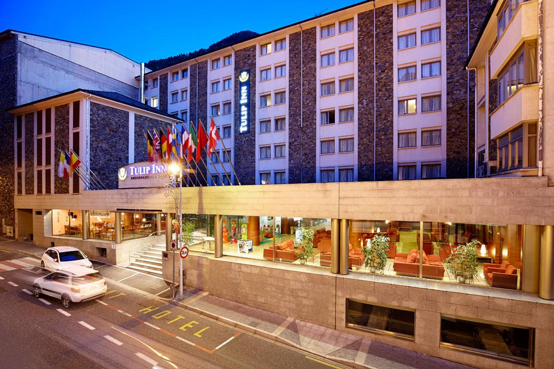 HOTEL TULIP INN ANDORRA DELFOS 4 *