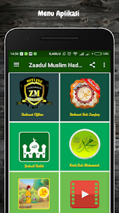Zaadul Muslim OFFLINE - náhled