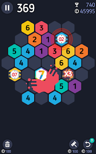 Make7! Hexa Puzzle 4