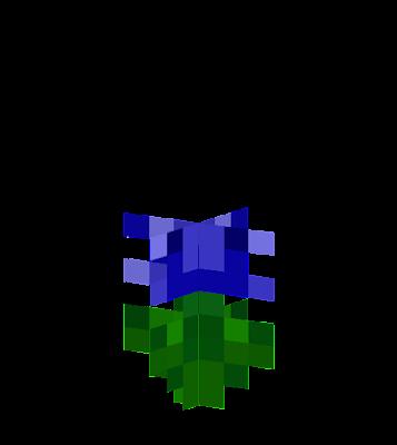 Цветок для сервера
