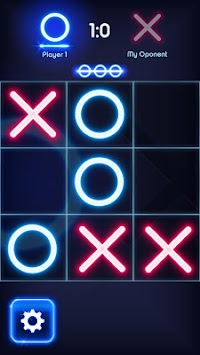 Tic Tac Toe Glow APK screenshot thumbnail 3
