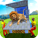 Farm Animal Transport Sim Animal Transporter Games icon