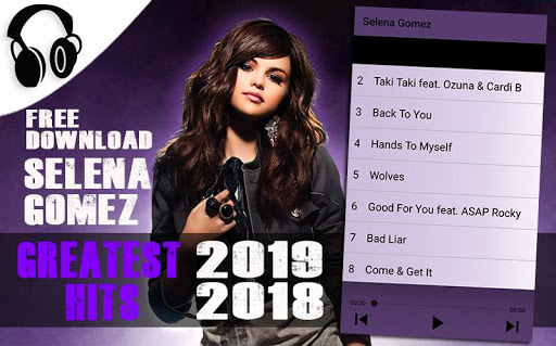 Selena Gomez Greatest Hits 2019 Music Offline screenshots 1