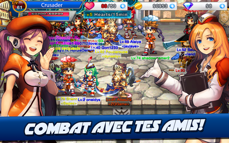 android Soul Guardians Âge de Midgard Screenshot 17