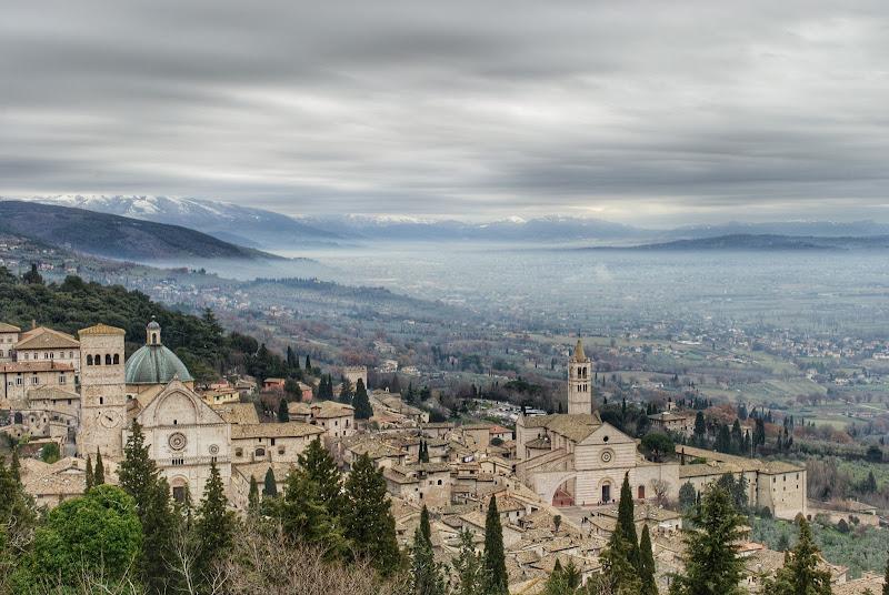 Assisi e l'infinito  di laura_bazzy_bazzan