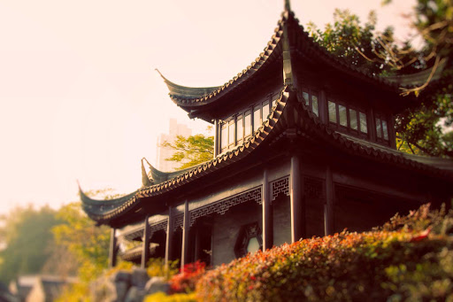 azamara-Hong-Kong-Public-Park.jpg - Lung Nam Pavilion in the Kowloon Walled City Park in Hong Kong.