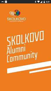 Skolkovo Alumni Community - náhled