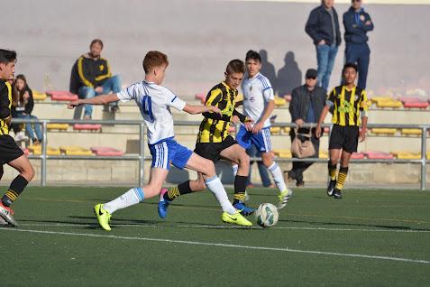 Dhi Fotogaleria Del Balsas Zaragoza Solo Futbol Base Solo