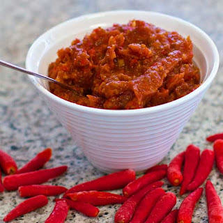 Sweet Red Chutney Recipes
