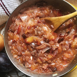 Spanish Onion Relish Recipes