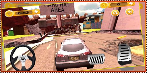 Drag Death Racing Crash Car 3D