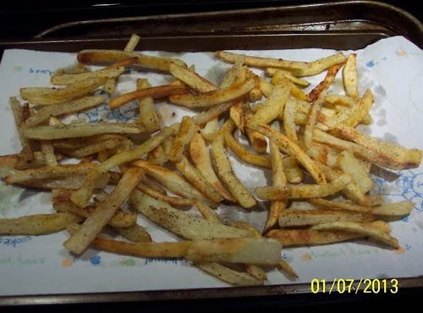 Oven Taters & Why Not! It's A Snow Day & Recipe 9