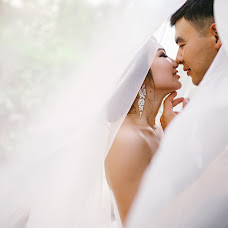 Wedding photographer Abzal Shomitov (Abzal). Photo of 27.09.2018