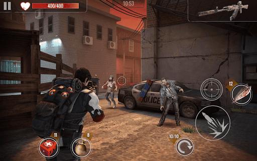 ZOMBIE SHOOTING SURVIVAL: Offline Games apkdebit screenshots 6