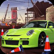 3D Car Driver Parking Game