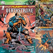 Flashpoint: Deathstroke & the Curse of the Ravager (2011)