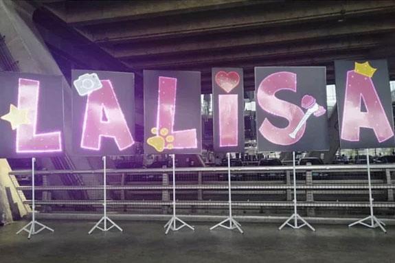 Lalisa-Sign