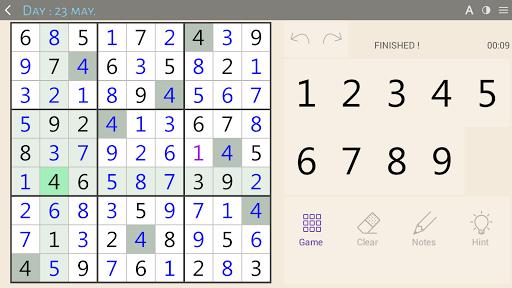 Sudoku classic screenshot 8
