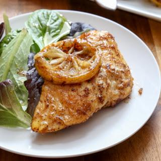 Lemon-Pepper Skillet Chicken