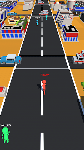 Fun Road Race 3D apkmind screenshots 4