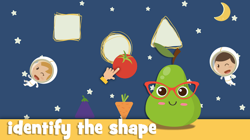 Learn fruits and vegetables - games for kids  screenshots 19