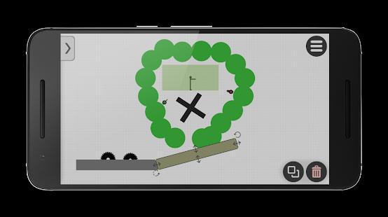 Stickman Dismounting Screenshot