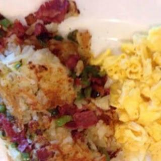 Corned Beef Hash Egg Bake Recipe
