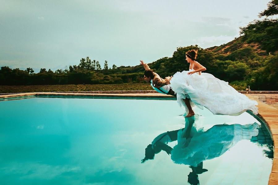 Wedding photographer Valery Garnica (focusmilebodas2). Photo of 27.02.2018