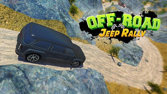 Offroad Jeep Rally: Mountain Hill Climb 3D - náhled