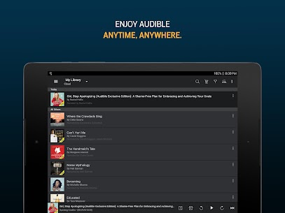 Audiobooks from Audible [ADD-Free] [Free purchase] 6