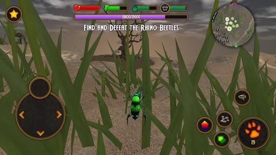Wasp Simulator screenshot