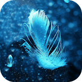 Feather Bubble Live Wallpaper