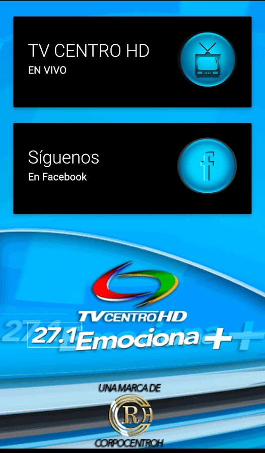 TV CENTRO HD- screenshot