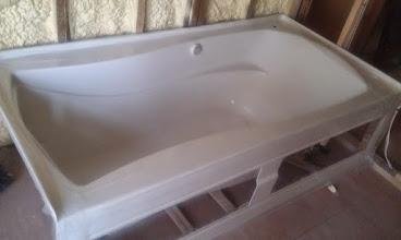 Photo: New Bubble Jacuzzi Bath