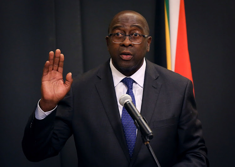 Finance Minister Nhlanhla Nene. Picture: REUTERS
