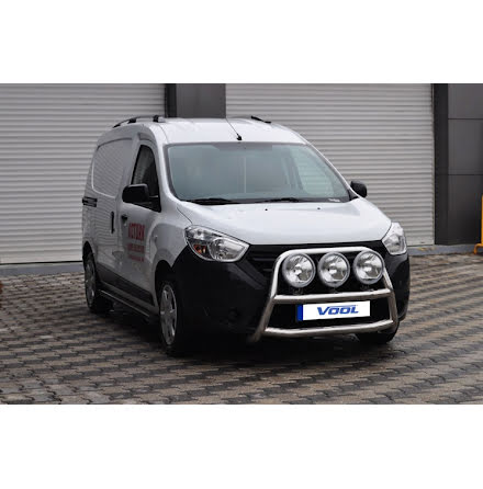 STOR TRIO Frontbåge - Dacia Dokker 2013-