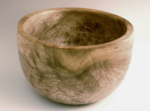 "Photo: Stan Wellborn - Bowl - 9 1/2"" x 6"" - Myrtle"
