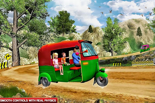 Mountain Auto Tuk Tuk Rickshaw 2.0.02 screenshots 4