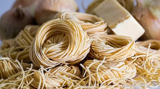 Noodles de arroz con verduras: una opción saludable para tu mesa